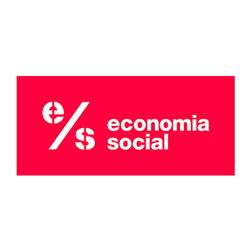 Logo-economia-social-fons-vermell-negatiu